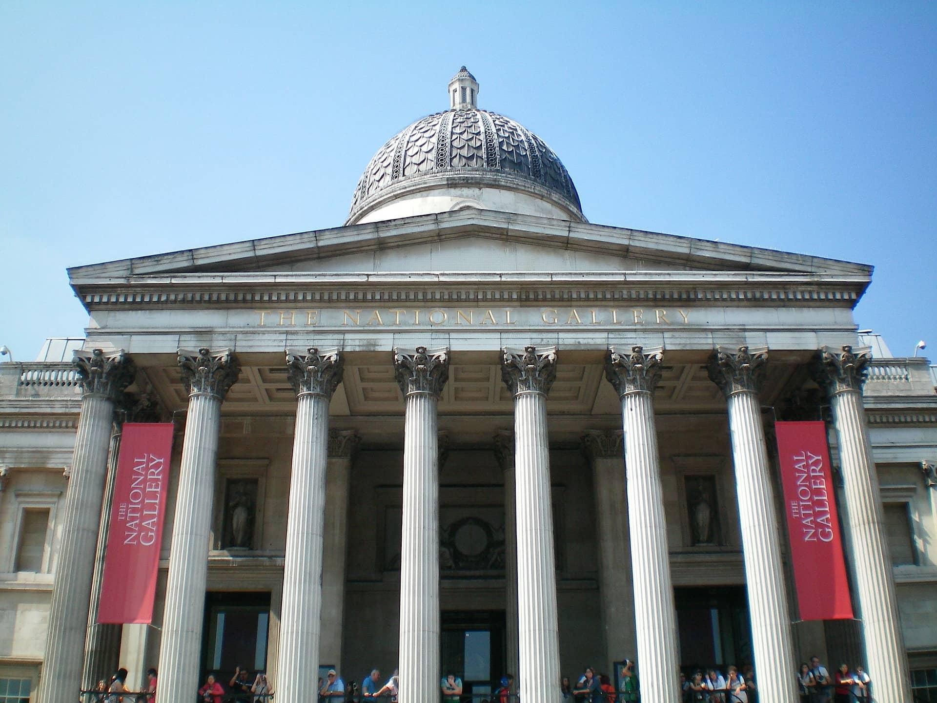 National Gallery Art History Essay