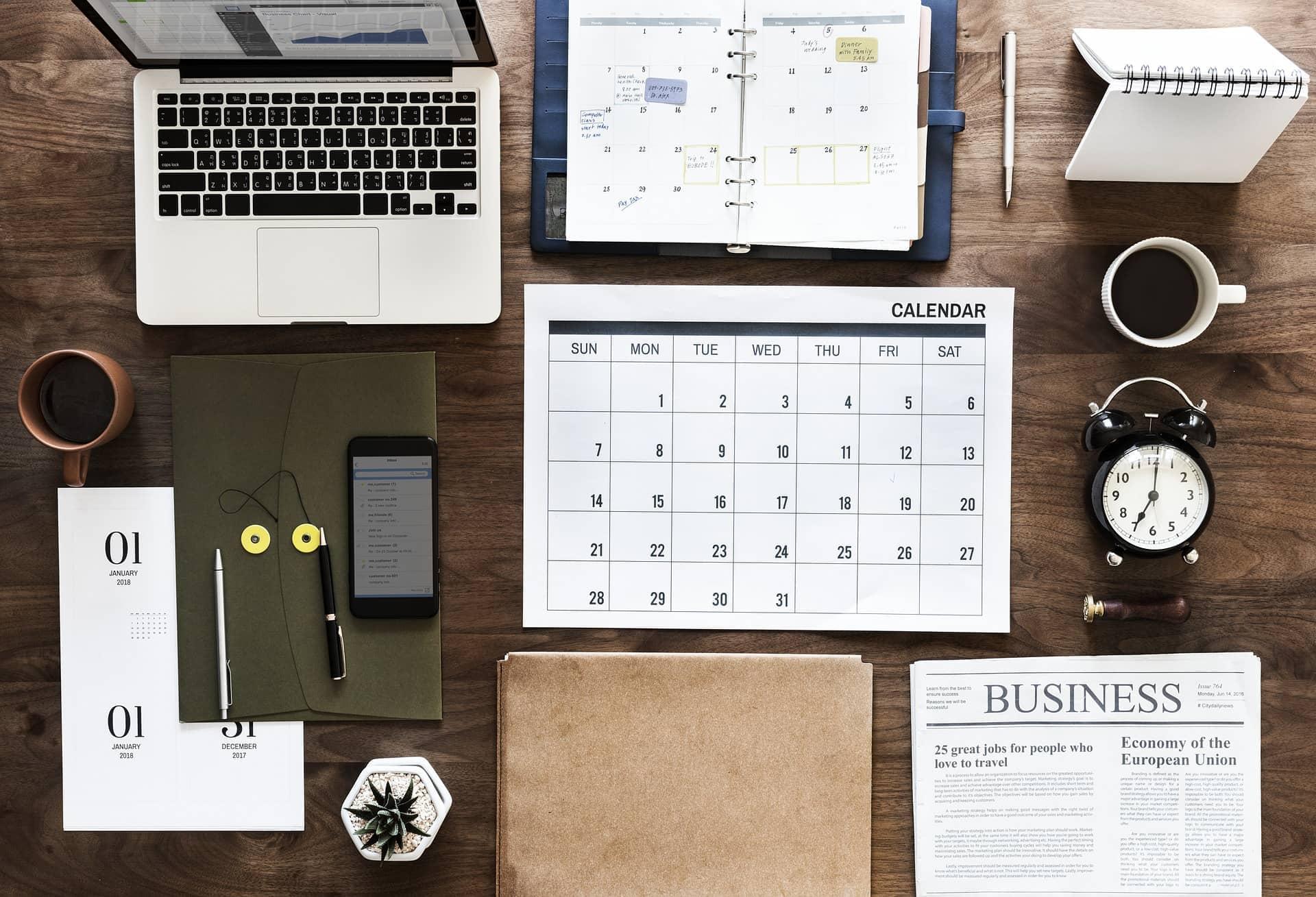 managing multiple deadlines